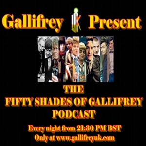 The 50 Shades of Gallifrey Podcast